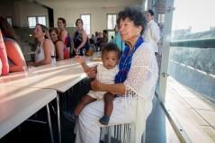 Grandma&baby